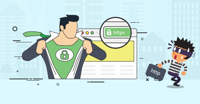 تفاوت HTTP با HTTPS چیست و چرا باید به آن اهمیت دهیم؟