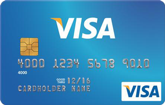 ویزا کارت 100دلاری